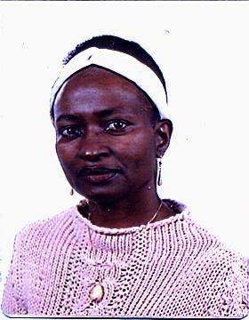 Chantal Mukamana Diplom Kauffrau, QM Beauftragte