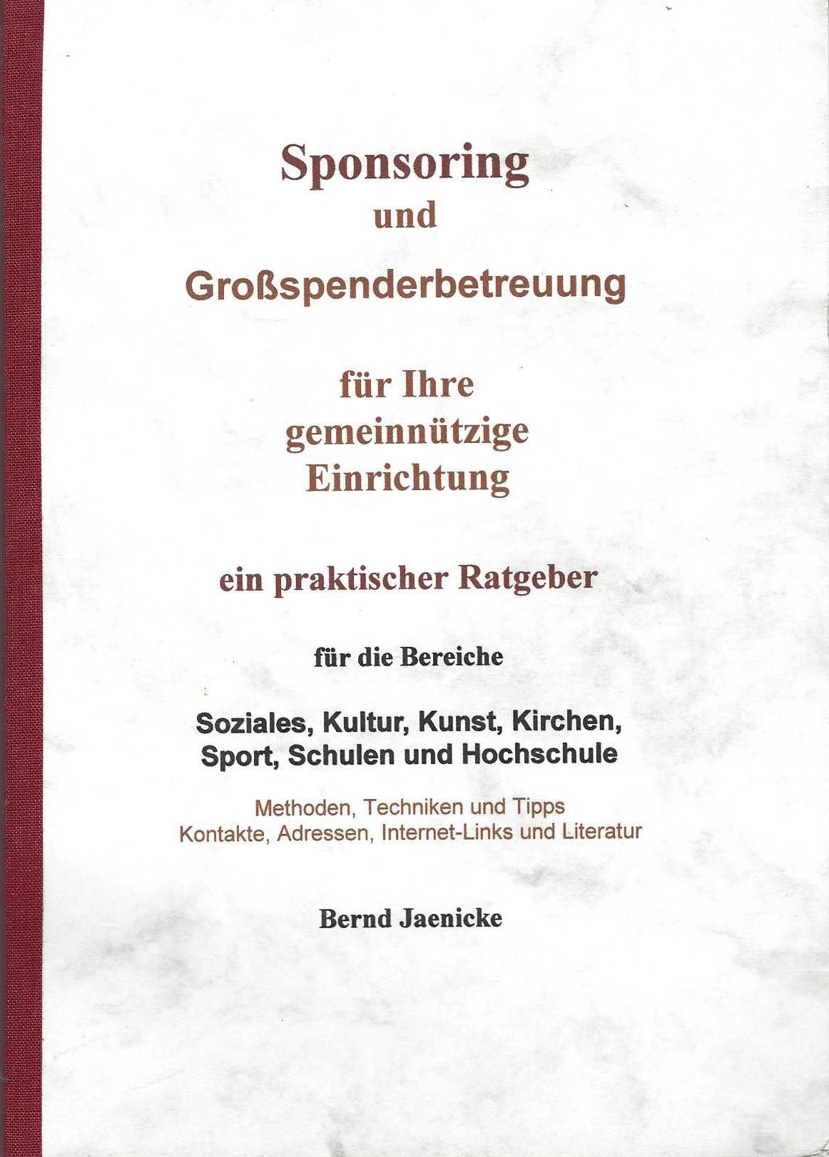 Autor: Bernd Jaenicke