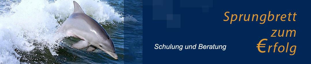 Sprungbrett zum Erfolg Berlin, Schulung und Beratung