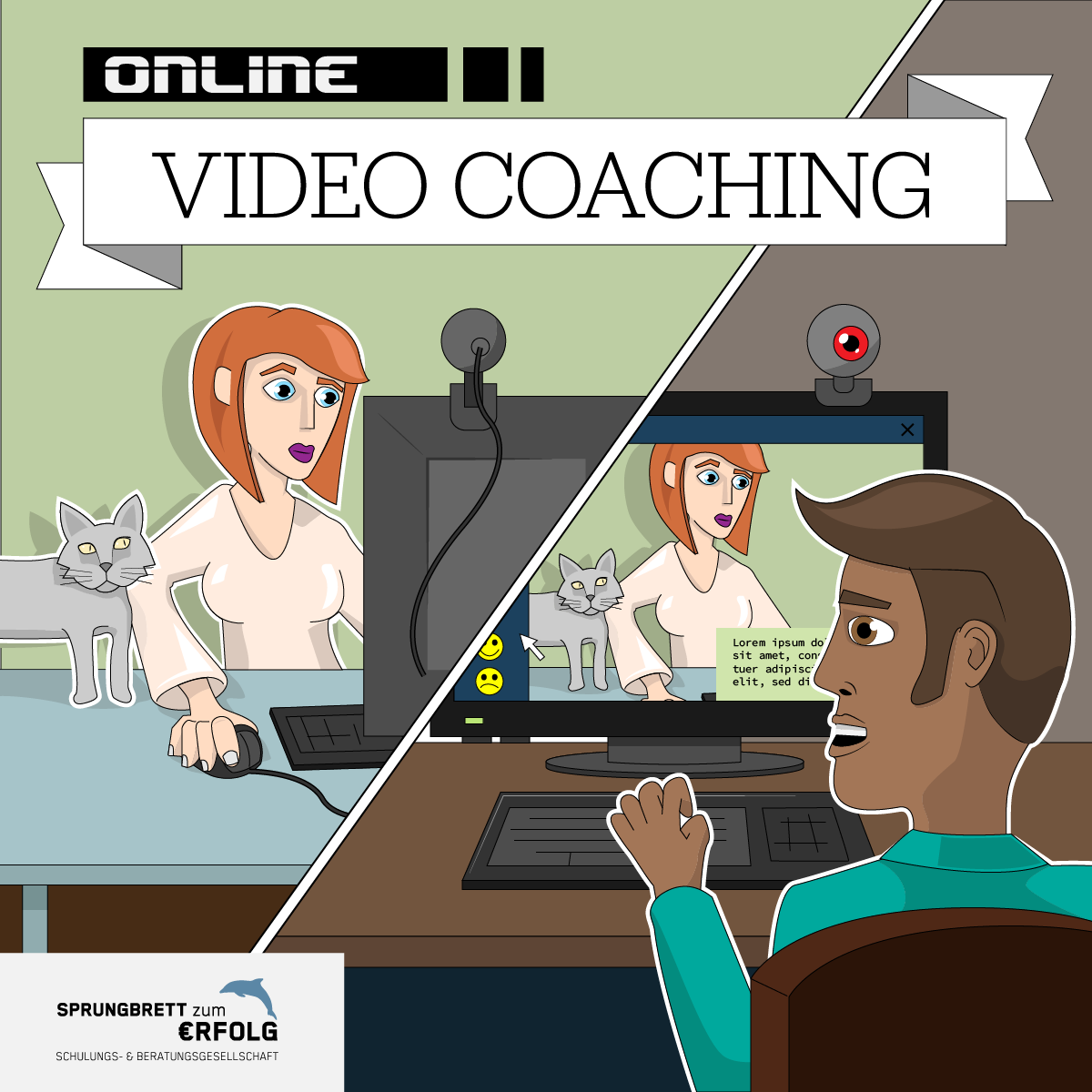 Online Video Coaching Berlin und Magdeburg