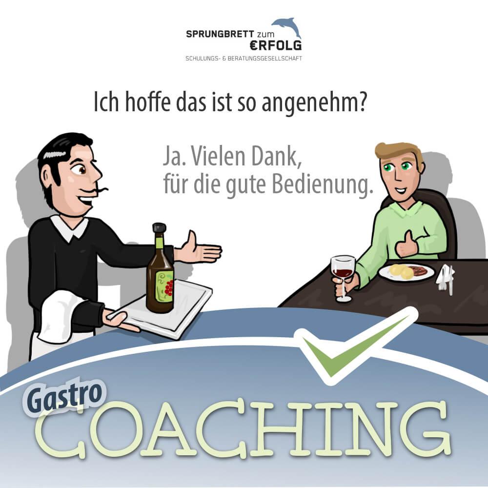 AVGS Gastro Coaching, Existenzgründung